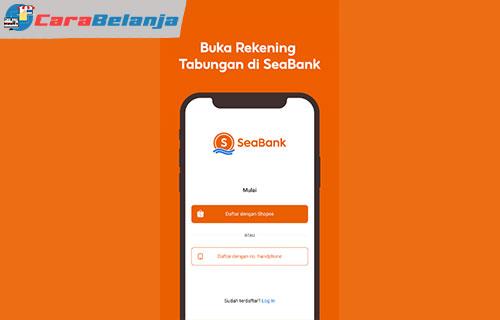 1 Download Aplikasi SeaBank